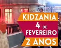 Aniversário Kidzania