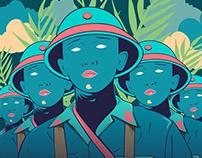 Poster Ilustración - El Estrellero