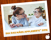 Dia das Mães - Applebee's
