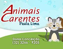 Animais Carentes - Paula Lima