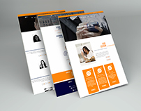 Diseño de pantallas para pagina web 1 TO 1