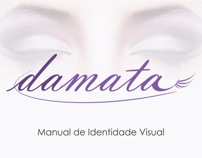 Manual de Identidade Visual: Damata