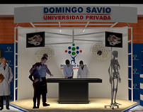 UPDS Stand