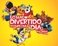 GUIONES COMERCIALES RADIALES PORTAFOLIO PAQUETICOS