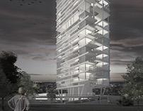 Torre de viviendas
