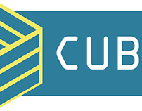 Logotipo cubo