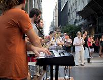Artistas Callejeros | Street Performers