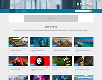 Website - MK5 Theme