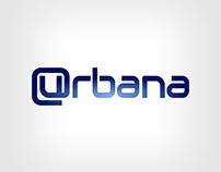 URBANA - Logotipo e Cartão de Visitas