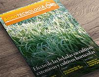 Agrotecnología - Diseño y maquetado de revista