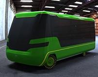 SAUBER Future Bus