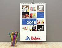 Almanaque 2018 Belén SRL