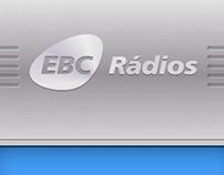 EBC Rádios v2.0 - Mobile app