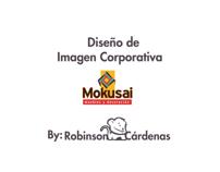 Diseño imagen corporativa Mokusai