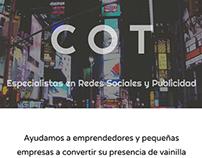 Wordpress para Cotmx.com