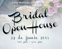 PUNTA MORRO - Bridal Open House