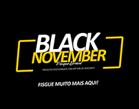 Black November - PESQUE BRASIL