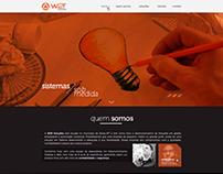 Desenvolvimento site W2r Soluções