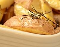 Fotografia de Culinária
