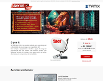 Loja Sky - Novo Site