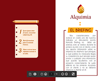 Branding Briefing - Alquimia Creativa