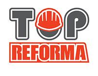 TOP Reforma - Identidade visual