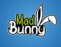 Mad Bunny Logo