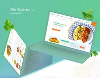 Redesign Site | Proposta Inteligente