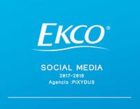 Ekco- Social Media