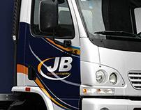 Adesivação J B Transporte e Logística Ltda