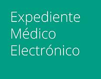 Expediente Médico Electrónico | Sistema Web