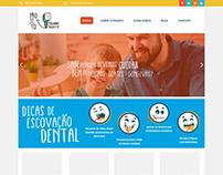 Layout PSD & HTML/CSS | 2º Projeto Fazer Sorrir