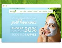 Benova Website