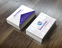 Business Cards Design for Smart & Smart and Smart Risk