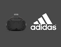 Virtual Reality Adidas / Unity 3D - HTC VIVE