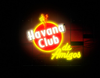 Havana Club de Amigos / Loop