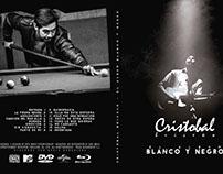 Cristobal Briceño DVD carátula - CD - Folleto