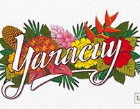 Yaracuy Lettering