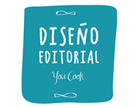 Diseño Editorial - You Cook