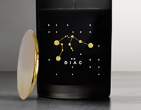 THE ZODIAD CANDLES