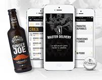 Desarrolo de la App Master Delivery