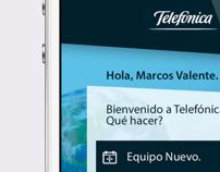 App Telefônica.