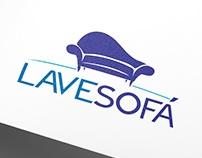 Logotipo - LaveSofá