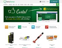 Bella Dental ecommerce