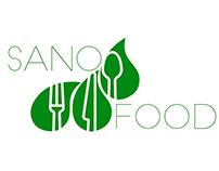 Sano Food - Branding