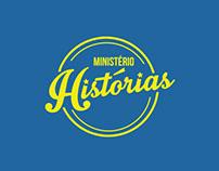 Isologo Ministério Histórias - Proposta