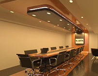 BO center conference room design (Mall)