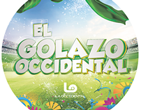 El golazo occidental | Seguros La Occidental