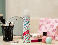 Batiste Shampoo Seco - Social Media Art