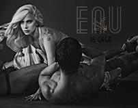EAU de Gaga - Flyer concept